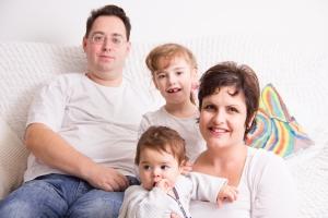 Nikki Price Photography Family Portrait