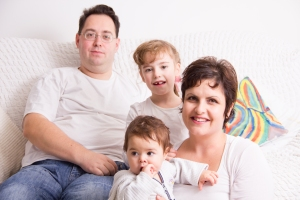 Nikki Price Photography Family Portrait